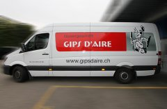 Firmenflotte -  für Gips D'aire