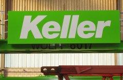 Atelier Heruma GmbH, Dübendorf, Leuchtreklamen, Lichtreklamen, Kranleuchtkasten, LuxDim exlusiver Sicherheits-Kranleuchtkasten mit Spanntuchfront